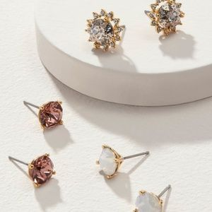 Halo Sparkle Studs by Stella & Dot